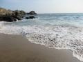 Strand der Punta Cometa